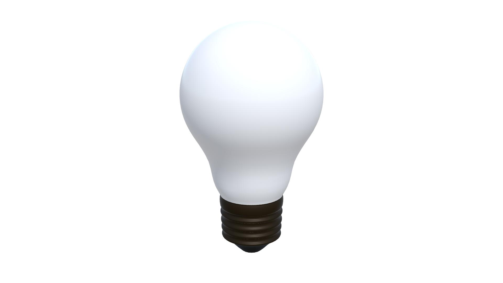 Simple light bulb